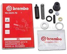 Brembo 11mm Rear Brake Master Cylinder Repair Kit for 40mm Mount Ducati, KTM...