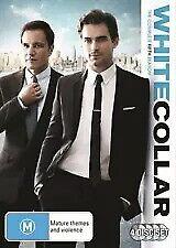 WHITE COLLAR The Complete Fifth Season 5 (4 Disc DVD) - Region 4