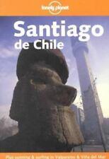 Lonely Planet Santiago de Chile