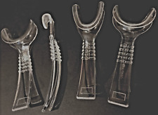 Autoclavable Cheek Retractor Set 4pc - For Ortho Photograph