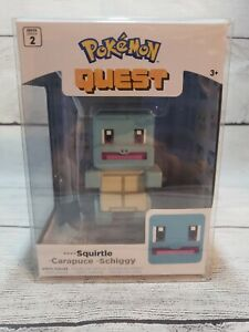 Pokemon Quest Squirtle Series 2 Figure Limited Edition Pokémon BRAND NEW IN BOX