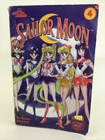 Sailor Moon 4 English Manga Vintage Graphic Novel Pocket Mixx American 1999