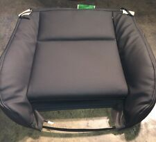 *NEW* BMW 3 Series Schwarz Front Sports Seat Upholstery Cover (Fits 09 BMW 335i)