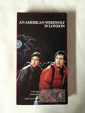 An American Werewolf In London [Vhs] 1985