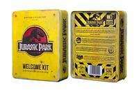Pre Orden Diciembre 2020 Jurassic Park Welcome Kit Standard Edición Gadget Cine