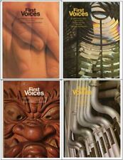 First Voices Anthology of Poetry & Pictures Set-Vols 1-4 – For Children & Adults