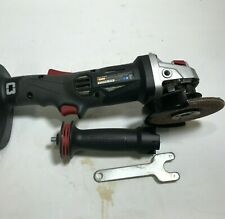 "Craftsman C3 19.2v Cordless 4 1/2"" ANGLE GRINDER w/ Aux Handle & Guard 320.51095"
