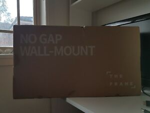 Samsung QLED No Gap Wall Mount. The Frame