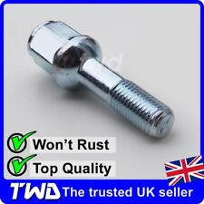 ALLOY WHEEL BOLTS FOR MERCEDES BENZ SLK (1996-2010) R170 R171 LUG NUTS [MB25]