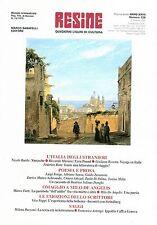 RESINE ANNO XXVII, n° 108, 2° trimestre 2006, Dr. Silvio Riolfo Marengo