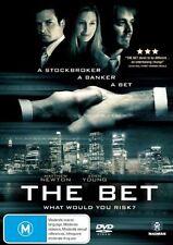 The Bet (DVD, 2008) - Region 4