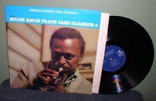 """Miles Davis """"Plays Jazz Classics"""" LP PR-7373 EX+ John Coltrane"""