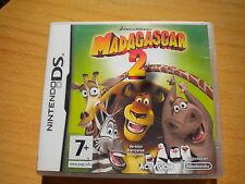 MADAGASCAR   2   !   DE DREAMWORKS JEU NINTENDO DS /  DS  LITE  et DSI