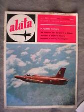 ALATA # 210 - RIVISTA AERONAUTICA - DICEMBRE 1962 - BUONO