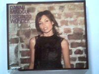 "DANNII MINOGUE - MAXI CD ""I BEGIN TO WONDER"" - (DEAD OR ALIVE)"