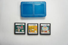 3 Pack Nintendo DS: Clubhouse Games + Wall E + Gardening Mama