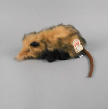 """Hansa Opossum Stuffed Plush 8"""" Inches 4925 New with Tags"""