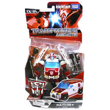 Transformers Animated Deluxe Ratchet TA-04 Takara NEW