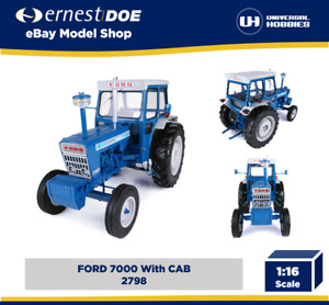 Universal Hobbies FORD 7000 with Cab | 1:16 Scale | 2798
