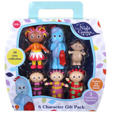 In The Night Garden 6 Character Figure Gift Pack NEW