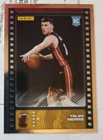Tyler Herro Rookie 2019-20 Silver Foil Panini NBA Sticker Card Collection RC#91