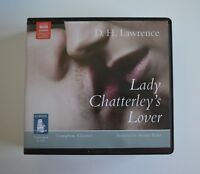 Lady Chatterley's Lover : by D. H. Lawrence - Unabridged Audiobook - 11CDs