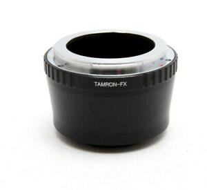Excellent Tamron-FX Adapter #26557