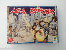 Les Ripoux COMPLET (Jeu de société basé sur le film) 1987 SCHMIDT Francais