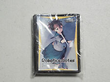 Weiss / WeiB Schwarz Robotics;Notes Point Card Sleeve TCG Akiho Senomiya