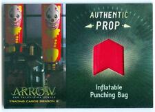 "INFLATABLE PUNCHING BAG PROP CARD #PR1"" ARROW SEASON 3"