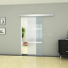 Glastür Schiebetür Glasschiebetür Tür Glas Zimmertür Satiniert 2050x750mm O7K2