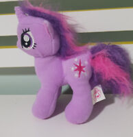 MLP MY LITTLE PONY TWILIGHT SPARKLE PLUSH TOY! SOFT TOY ABOUT 20CM TALL KIDS