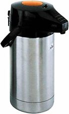 3 Liter Satin Stainless Steel Decaf Airpot (Fpsv-30/Or/Bt) Peavac