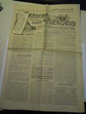 CORRIERE DEL VILLAGGIO 1908 - GIORNALE DI AGRICOLTURA ECONOMIA COMMERCIO C7-442
