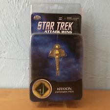 Star Trek Attack Wing Kraxon Expansion Pack New Sealed Heroclix WizKids