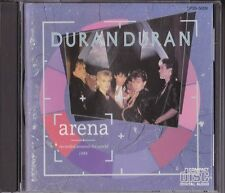 Duran Duran Arena Japan 1st CD 1984 CP35-5009