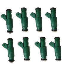 8pc NEW Green Giant Fuel Injector 42 lb/hr for Ford Mustang 440cc 0280155968