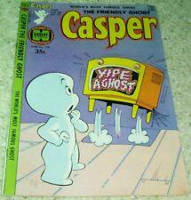 Friendly Ghost Casper 198, (VF 8.0) 1978 Wendy story! 50% off Guide!
