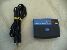 LINKSYS WIRELESS-B USB NETWORK ADAPTER 2.4 GHZ