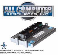 """Chrysler PACIFICA Engine Computer Module ECM PCM ECU - """"Plug & Play"""" No-Hassle"""