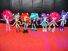 My Little Pony Dolls Set of 7