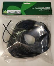 31m of  Eden Universal Greenhouse Glazing Gasket Rubber Seal