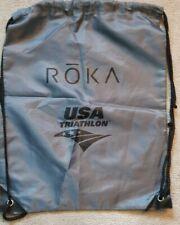 Roka Usa Triathlon National Championships Cinch Bag