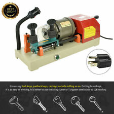 110V Key Duplicating Machine Key Guide Key Reproducer Reproducing Cutter Engrave