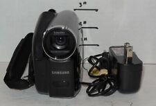 Samsung Digital Mini DVD Camcorder SC-DX103 34x Optical Zoom