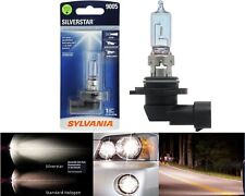 Sylvania Silverstar 9005 HB3 65W One Bulb Head Light High Beam Replace Stock Fit