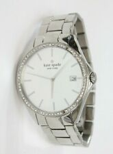 "Kate Spade New York Women's Watch Silver Tone ""Live Colorfully"""