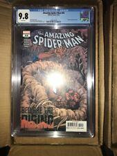 Amazing Spiderman Volume 5 #44 CGC 9.8 free shipping