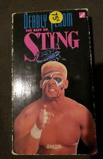 DEADLY VENOM THE BEST OF STING wcw