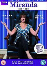 Miranda Hart Complete Series 4 Finale DVD Fourth Season Original UK Rel
